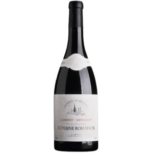 Domaine Romarion Cabernet Sauvignon | Heeren van de Wijn