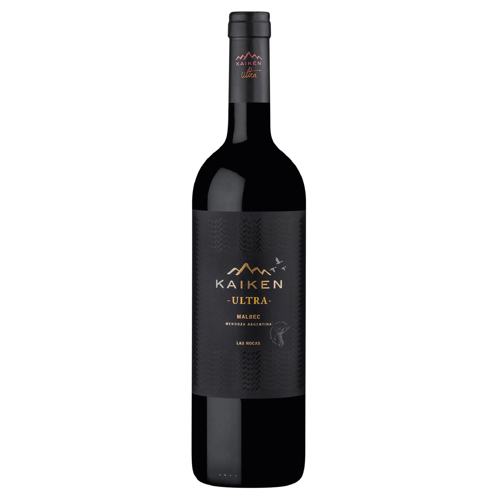 Kaiken Ultra Malbec | Heeren van de Wijn