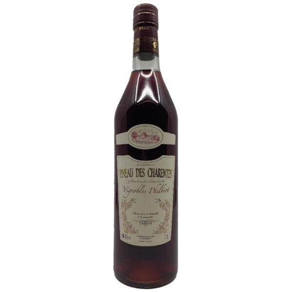 Pineau De Charentes Philbert Rouge   Heeren van de Wijn