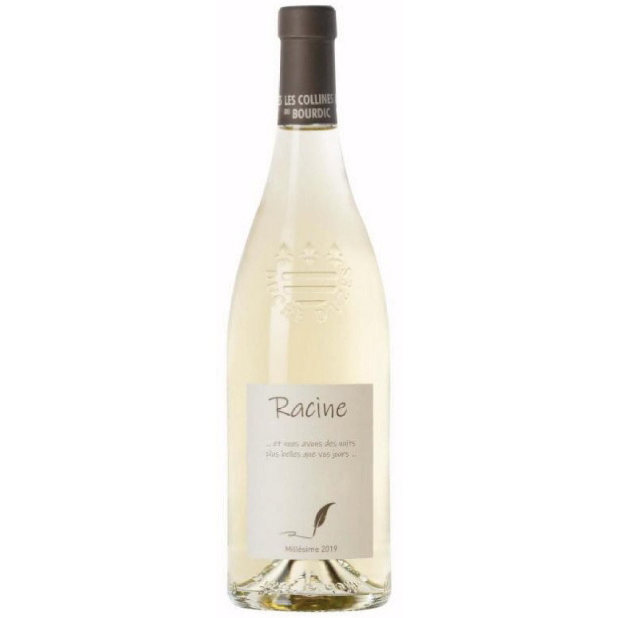 Bourdic Racine Blanc | Heeren van de Wijn