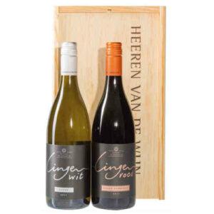 Heeren van de Wijn Geschenk Betuws Wijndomein