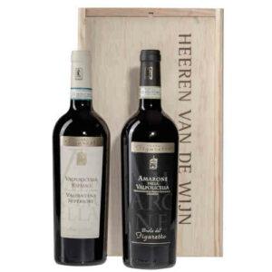 Heeren van de Wijn Geschenk Corte Figaretto