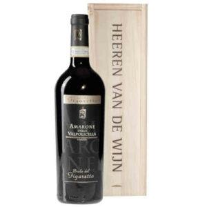 Heeren van de Wijn Geschenk Corte Figaretto Amarone Magnum