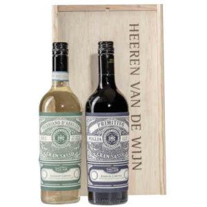 Heeren van de Wijn Geschenk Gran Sasso