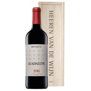 Heeren van de Wijn Geschenk Guadalupe Tinto Magnum