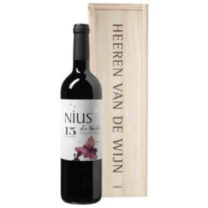 Heeren van de Wijn Geschenk Nius de Nada