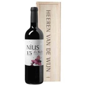 Heeren van de Wijn Geschenk Nius de Nada Magnum