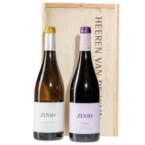Heeren van de Wijn Geschenk Zinio