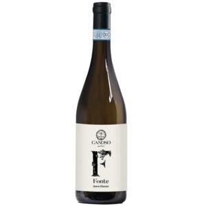 Soave Classico Canoso | Heeren van de Wijn
