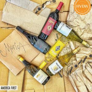 Wijnpakket America First | Heeren van de Wijn