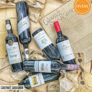 Wijnpakket Cabernet Sauvignon | Heeren van de Wijn