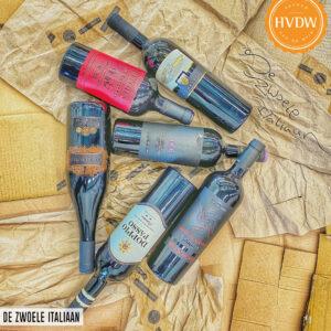 Wijnpakket De Zwoele Italiaan | Heeren van de Wijn