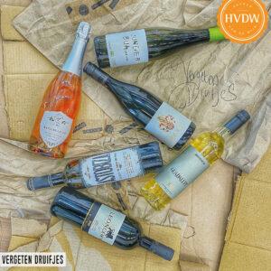 Wijnpakket Vergeten Druifjes | Heeren van de Wijn