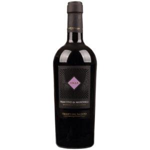 Zolla di Manduria Primitivo | Heeren van de Wijn