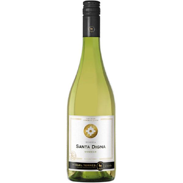 Santa Digna Viognier   Heeren van de Wijn