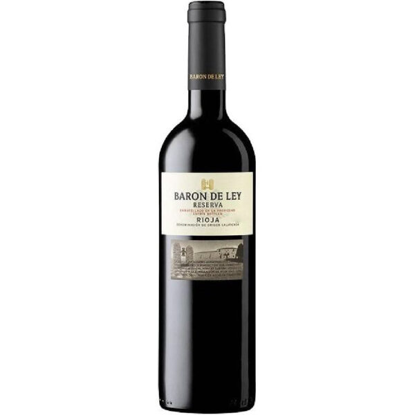 Baron de Ley Rioja Reserva   Heeren van de Wijn